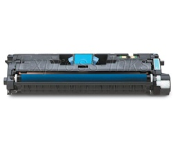 HP Color Laserjet 2550 Cyan Toner Q3961A