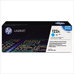 HP Color Laserjet 2820  Genuine Cyan Toner Cartridge Q3961A