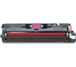 HP Q3963A High Yield Magenta Toner Cartridge