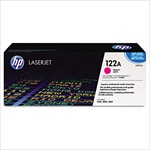 HP Color Laserjet 2550 Genuine Magenta Toner Cartridge Q3963A