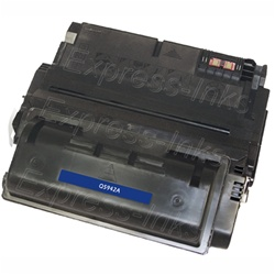 HP Q5942A Black Toner Cartridge (42A)