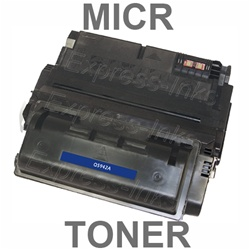 HP Q5942A MICR Toner Cartridge (42A)