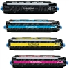 HP Q5950A, Q5951A, Q5952A, Q5953A Toner Cartridge Combo