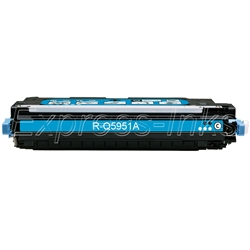 HP Color Laserjet 4700 Cyan Toner Cartridge Q5951A