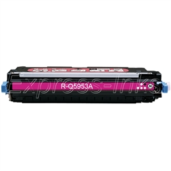 HP Q5953A Compatible Magenta Toner Cartridge