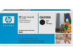 HP Color Laserjet 2600, 2600n Black Toner Cartridge Q6000A