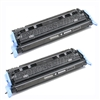 HP Q6000AD Compatible Black Toner Cartridge Combo