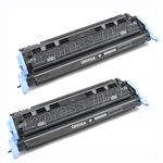 HP Color Laserjet 1600 Black Toner Cartridge Combo