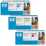 HP Color Laserjet CM1015 Color Toner Cartridges CE257A