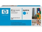 HP Q6001A Genuine Cyan Toner Cartridge