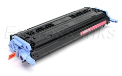 HP Color Laserjet 2600, 2600n Magenta Toner Cartridge Q6003A