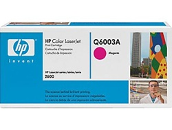 HP Q6003A Genuine Magenta Toner Cartridge