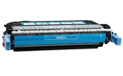 HP Q6461A Compatible Cyan Toner Cartridge