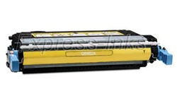 HP Color Laserjet 4730 Yellow Toner Cartridge
