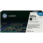 HP Color Laserjet CP3505 Genuine Black Toner Cartridge