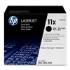 HP Q6511XD Genuine Toner Cartridge Combo