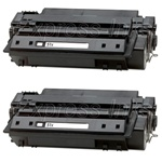 HP Q7551XD High Yield Toner Cartridge Combo