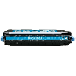 HP Color LaserJet 3000 Cyan Toner Cartridge Q7561A