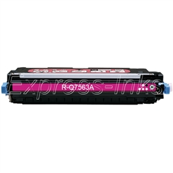 HP Color LaserJet 2700 Magenta Toner Cartridge Q7563A