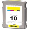 HP #10 Yellow Inkjet Ink Cartridge C4842A