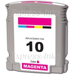HP #10 Magenta Inkjet Ink Cartridge C4843A