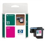 HP #11 Magenta Printhead Cartridge C4812A