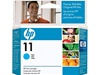 HP #11 Cyan Inkjet Cartridge C4836A