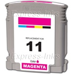 HP #11 Magenta Inkjet Ink Cartridge C4837A