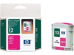 HP 12 Magenta Inkjet Cartridge C4805A