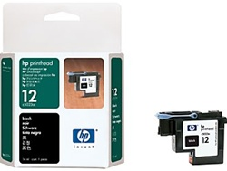 HP 12 Black Printhead Cartridge C5023A