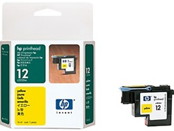 HP 12 Yellow Printhead Cartridge C5026A
