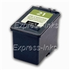 HP 21 Black Ink Cartridge C9351AN