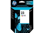 HP #23 Genuine Tri-Color Inkjet Cartridge C1823D