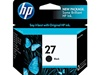 HP #27 Genuine Black Ink Cartridge C8727AN