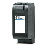 HP #41 Compatible Tri-Color Ink Cartridge 51641A
