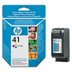 HP #41 Genuine Tri-Color Ink Cartridge 51641A