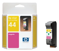 HP 44 Magenta Inkjet Cartridge 51644M