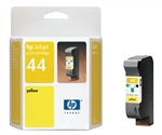 HP 44 Yellow Inkjet Cartridge 51644Y
