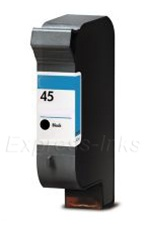 HP #45 Compatible Black Inkjet Ink Cartridge