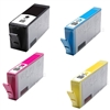 HP 564XL 4-Pack High Yield Ink Cartridge Combo