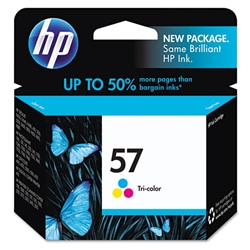HP #57 Genuine Inkjet Cartridge C6657AN