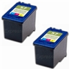HP #57 Compatible Tri-Color Ink Cartridges C9320BN