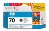 HP #70 Genuine Matte Black Ink Cartridge C9448A