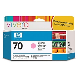 HP #70 Genuine Light Magenta Ink Cartridge C9455A