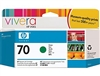 HP #70 Genuine Green Ink Cartridge C9457A