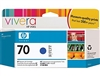 HP #70 Genuine Blue Ink Cartridge C9458A