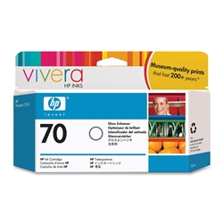 HP #70 Genuine Gloss Enhancer Ink Cartridge C9459A
