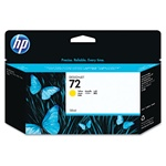 HP 72 Genuine Yellow Ink Cartridge C9373A