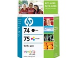 HP CC659FN Genuine Ink Cartridge Combo