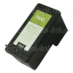 HP 74XL High Yield Black Inkjet Ink Cartridge